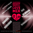 "VALENTINE'S NIGHT SPECIAL LOVE MIX "" Jf LEE """